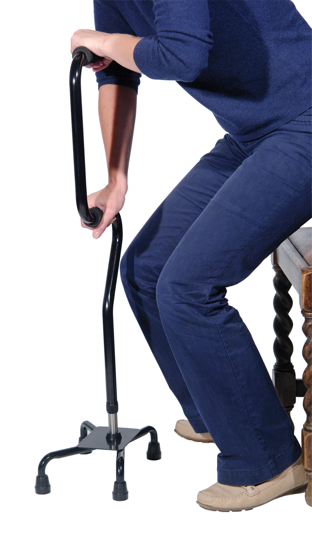 Quad Walking Sticks