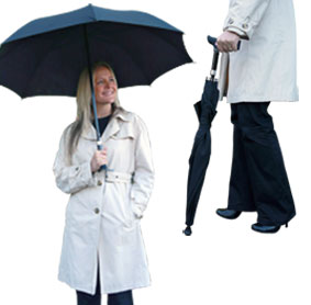 Umbrella Walking Sticks
