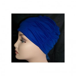 Blue Turban Swim Hat by Fashy