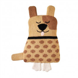 Aroma Home Animal Hotties Microwavable Knitted Dog Body Warmer
