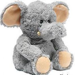 Intelex Cozy Plush Microwavable Animal - Elephant