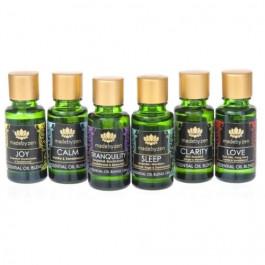 6 x Purity Range Scented Essential Oils