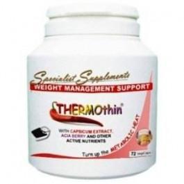 THERMOthin herbal fat burner (72 VegiCaps)