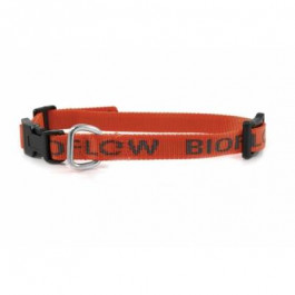 bioflow dog collar small red