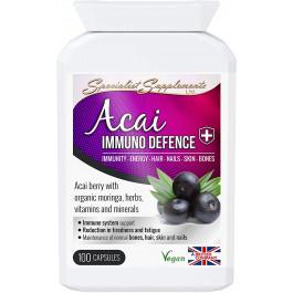 Acai Berry Immune Defence