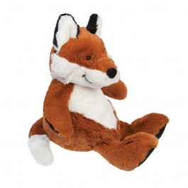 aroma home fox microwaveable cosy hottie