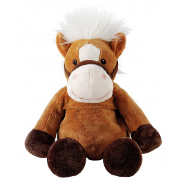 Microwaveable Lavender Scented Insert - Brown Horse