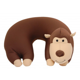 Monkey Microbead neck pillow by Cozy Time