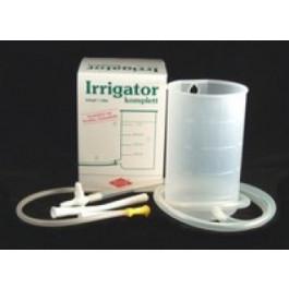 Amazing Health Home Enema Colon Cleaning kit - 1 Litre Irrigator - Easy to sterilise