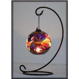 Candle Globe Hanging Stand