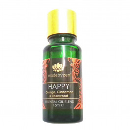happy scented essential oil 15ml