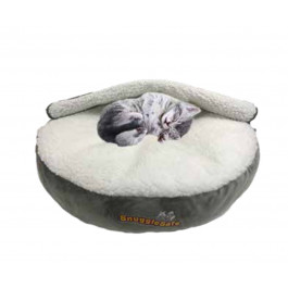 Amazing Health Snugglesafe Cosy Puppy or Kitty Bed with pocket for heat pad