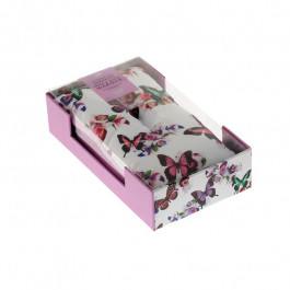 Lavender Butterfly Microwaveable Body Wrap