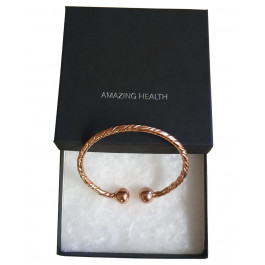 Amazing Health Copper Bracelet for men and women - Copper magnetic Therapy