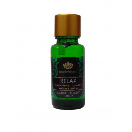 secented essential oil made by zel relax 15ml