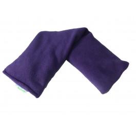 violet wheat bag lavender