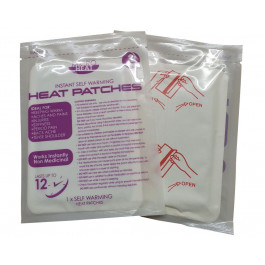 Amazing Health 2X Instant Self Warming Heat Patches