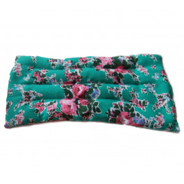 Microwave Physio Heat pack wrap or cool pack for Back, Waist, Tummy, Period pains - Hot and cold therapy wrap (Floral Pattern)