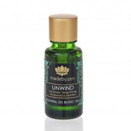 unwind scented essential oil mbz