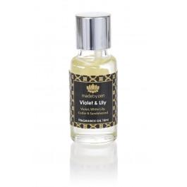 violet & lily fragrance oil mbz 15ml