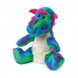 Warmies Cozy Plush Rainbow dragon