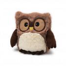 Hooty Brown Heatable Owl