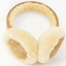 Sheepskin Ear Muffs Luxurious Soft with Secure Wide Head Band