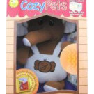 Microwave teddy Ellly the Elephant with Story Book
