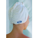 Fashy Turban Hair Wrap Towel - White