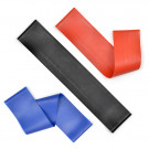 Amazing Health Resistance bands pack of 3 High, Medium and Low Resistance