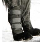 Ceramic Dog Leg Wrap-Back On Track