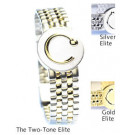 Bioflow Elite Gold Magnetic Bracelet for Men Standard 140-220mm - Gold finish