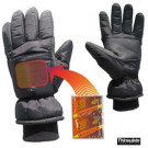 Heated Gloves with Pouch for Heat Pads