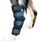 Ceramic Dog Hock and Ankle Brace PAIR - Back On Track Size - Medium