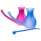 Nose Buddy (Purple) Neti Pot with 1kg Neti Salt Himalayan