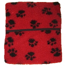 Hottie Pet Warmer with fleece cover