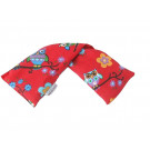 Lavender Microwave wheat bag - Red Owls Cotton
