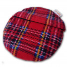 Scottie Allnighter Microwave Heat Pad - check tartan design