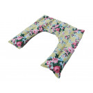 Floral Lemon design Heated Neck and Shoulder Warmer Simply Unearthed