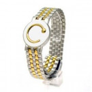 bioflow elite ladies two tone Magnetic Bracelet