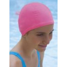 Girl's swimming hat - Latex bubble mixed colours
