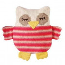 Aroma Home Animal Hotties Microwavable Knitted Owl Body Warmer