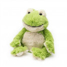 Intelex - Cozy Plush Microwavable Frog, 30cm [Toy]
