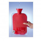 Safe Hot Water Bottle Filling Stand