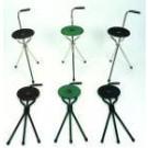 Trio Maxi Aluminium Tripod Seat Stick