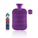 Quality Hot Water Bottle Assorted colours