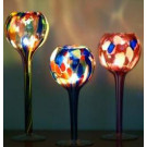 Candle Globe Table Top - Mouth Blown Glass