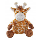 aroma home microwave giraffe cozy hottie