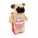 Aroma Home Pug Microwavable Hot Hug