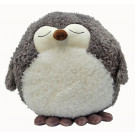 cozy time giant owl handwarmer